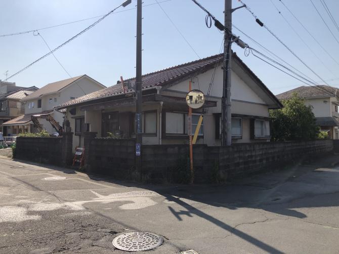 下川原解体工事ビフォーアフター