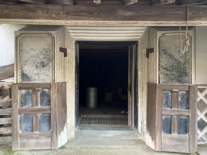 江戸時代の蔵