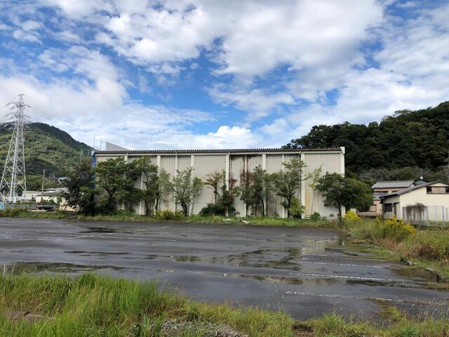 静岡県 焼津市 浜当目(焼津駅) の売り倉庫